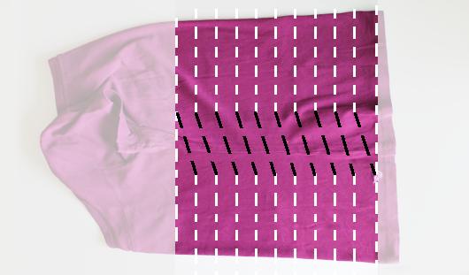 T-Shirt Verarbeitung 3