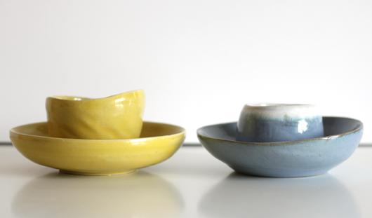 Keramik aus der kreativen Pause
