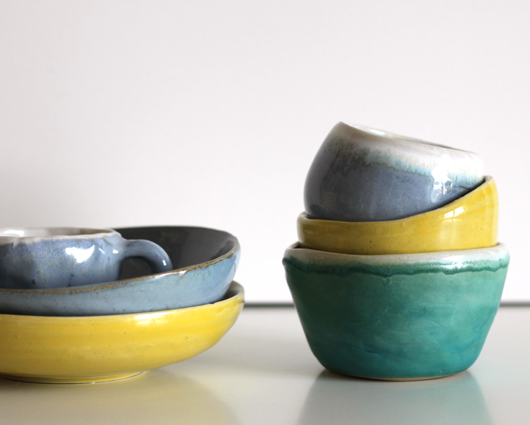 Keramik aus der kreativen Pause - Bild 2