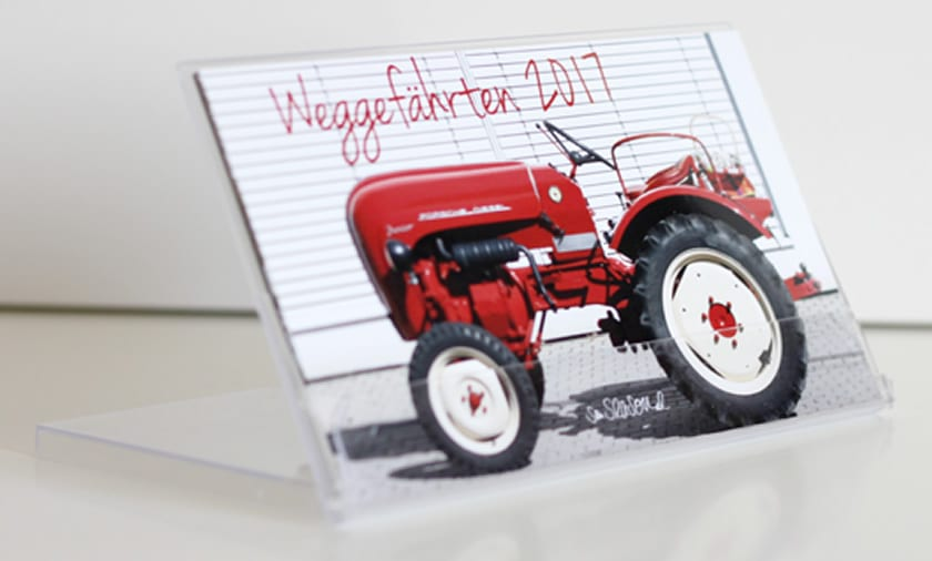 Kalenderblätter Tischkalender - senSEASONal